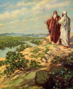 abraham lot 248x300 Biblical Highlights for Young Children