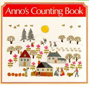 annos counting book 300x287 Math Classics for Kids