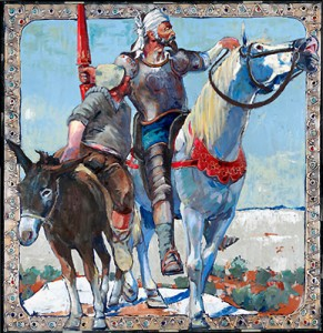 don quixote sancho panza 291x300 Classics for Young Readers
