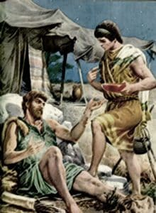 esau3 220x300 Biblical Highlights for Young Children