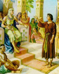 joseph interpret pharaohs dream 242x300 Biblical Highlights for Young Children