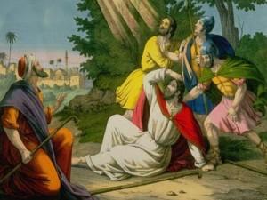 saul damascus 300x225 Biblical Highlights for Young Children