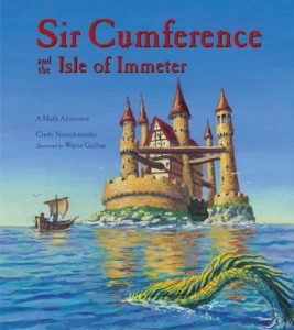 sir cumference 267x300 Math Classics for Kids