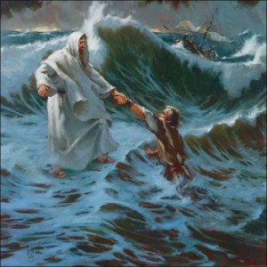 walking on water jekel 300x300 Biblical Highlights for Young Children