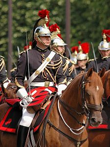 225px French Republican Guard Bastille Day 2007 n1 July 12   July 18: Climb a Mountain, Storm a Palace, Turn a Cartwheel...