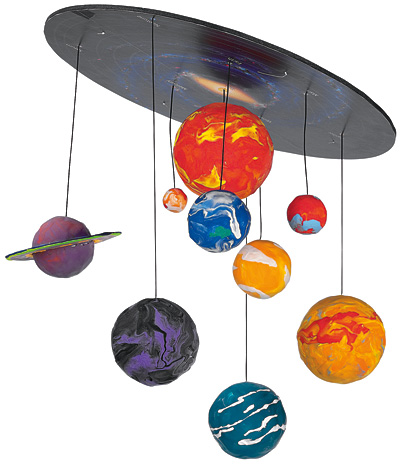 Physical Model of The Solar System (page 2) - Pics about space