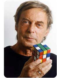 erno rubik July 12   July 18: Climb a Mountain, Storm a Palace, Turn a Cartwheel...