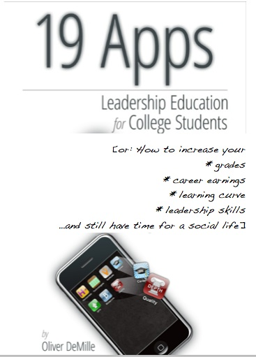 19AppsSubtitles 19 Apps: Leadership Education for College Students