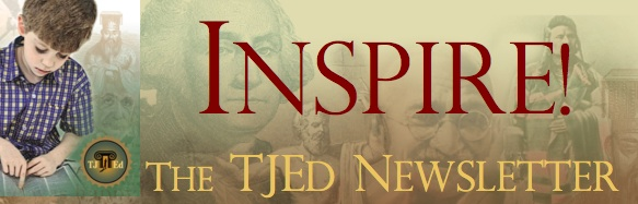 NewsletterBanner 2012 End of Year Bonus Issue: TJEd Inspire Newsletter