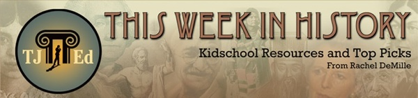 TWIH banner600x140 Free Sample Week   This Week in History!