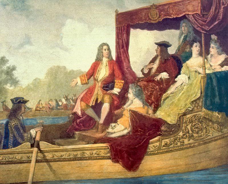 Handel Water Music