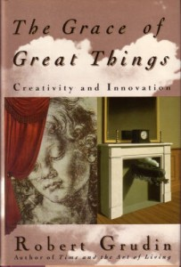 600full the grace of great things  creativity and innovation cover 203x300 May 2012 Inspire Newsletter