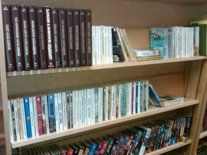 Bookshelf 300x225 May 2012 Inspire Newsletter