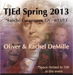 Rancho4 13 294x300 TJEd Events, April 2013