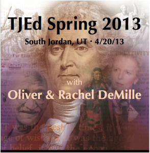 SoJo2013 294x300 Oliver DeMille Speaking Tour This Month