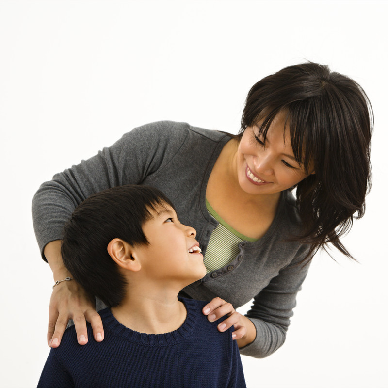 canstockphotojapanesemother Did You Do It? The Weekly Mentor by Oliver DeMille