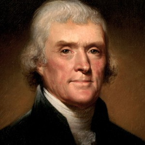 Thomas Jefferson 300x300 Reading Your Mentors Mentors: The Weekly Mentor by Oliver DeMille