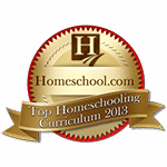2013 Top Homeschooling Curriculum