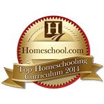 2014 Homeschool Top Curriculum