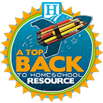Top Back to Homeschool Resource Award