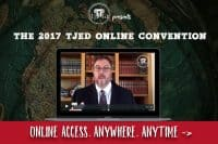 TJEd Convention Online