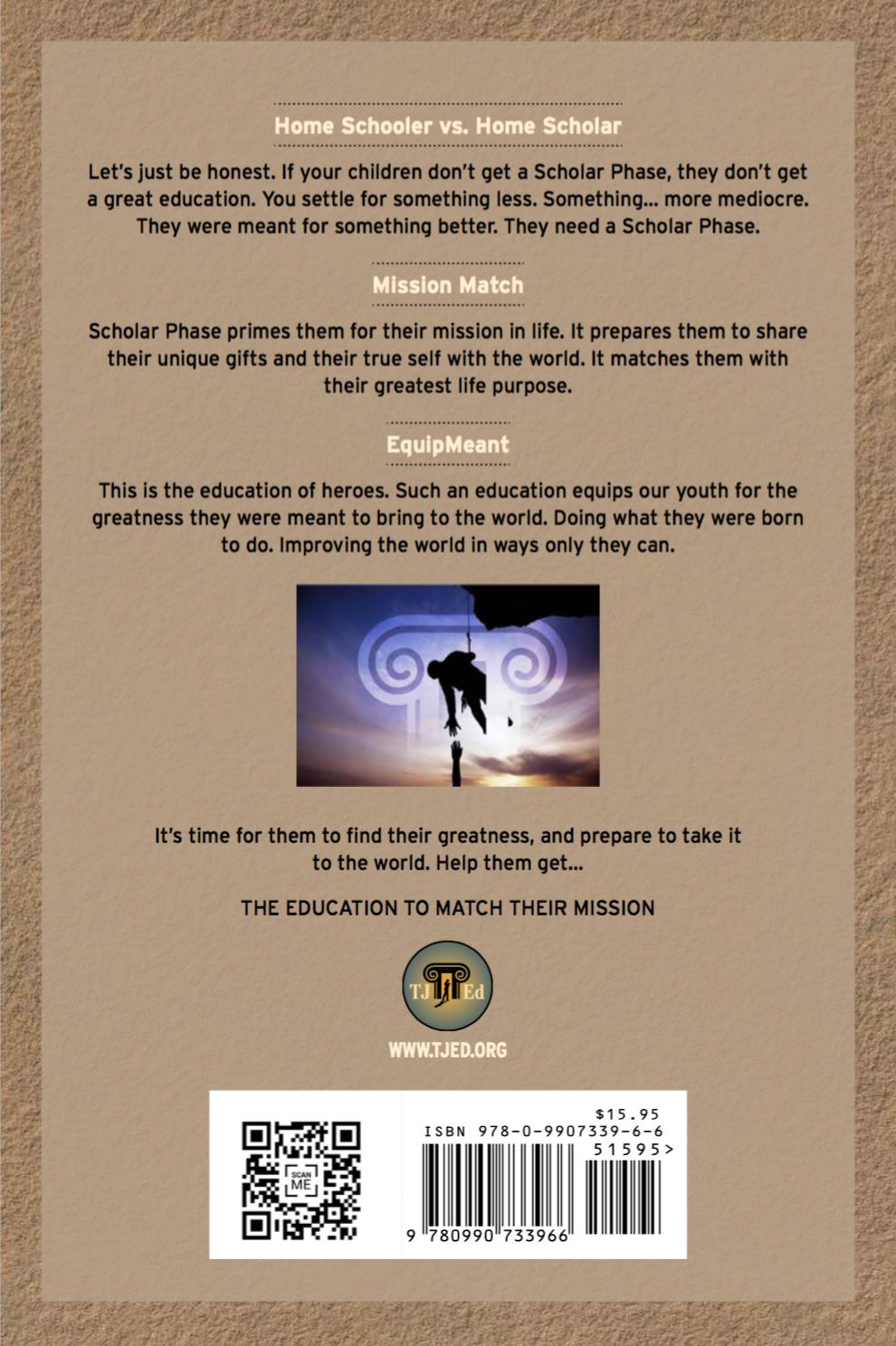 Hero Education Back Cover