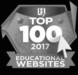 2017 Top 100 Educational Website
