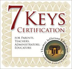 7 Keys Certification