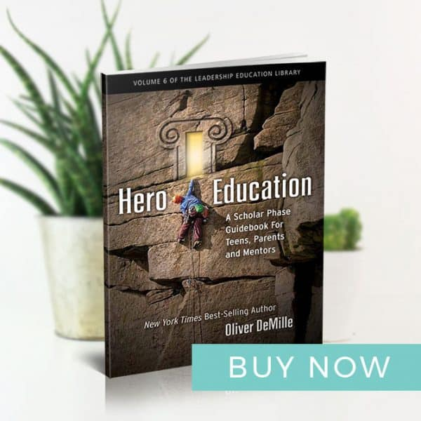 Hero Education by TJED