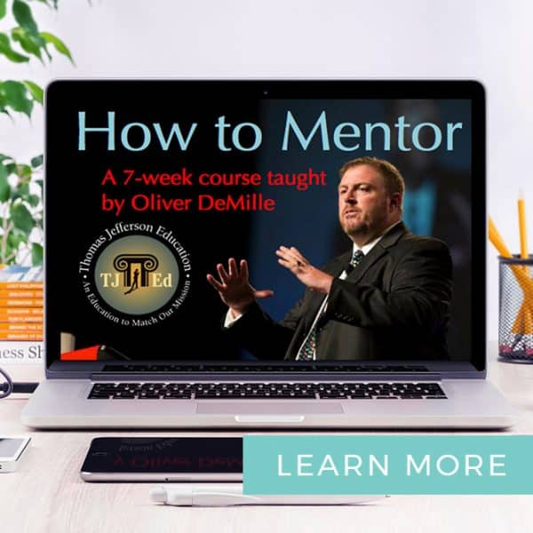 How to Mentor by Oliver DeMille